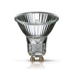 Bulb for AB halogen candling lamp