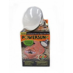 Power Sun UV lamp 160W
