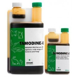 Tamodine E disinfectant