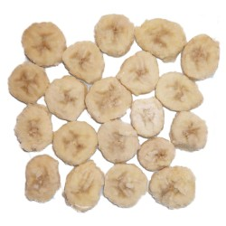 Banane rondelle