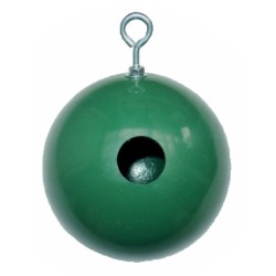 Food ball with hanging ring