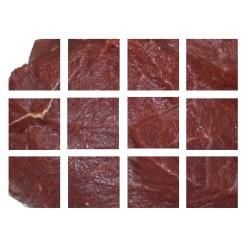 Boneless beef - 5x5cm pieces