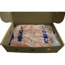 Volaille et gras de bœuf broyés