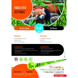 Pellets for Red Pandas St Laurent