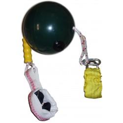 X Large bungee food ball