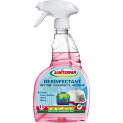 Désinfectant (Spray) – Saniterpen