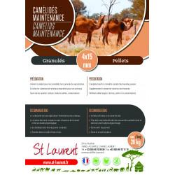 Pellets for Camelids