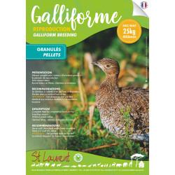 Granulés Galliformes Reproduction