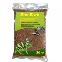 Eco bark litter