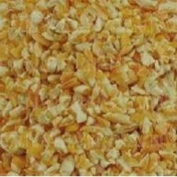 Maïs concassé