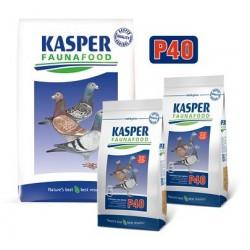 Granulés pour Pigeons P40 - Kasper Faunafood