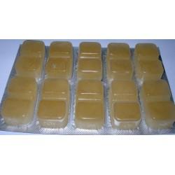 Nourriture congelée pour invertébrés en blister de 100g x 25