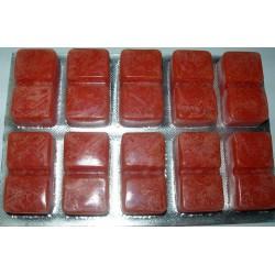 Plancton rouge congelé
