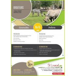 ST LAURENT- Granulado para Herbívoros