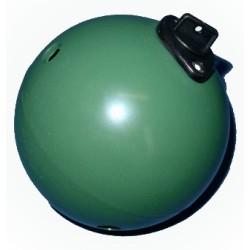 Alimentando la pelota con una cala