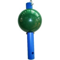 Bola de tubo de alimentación