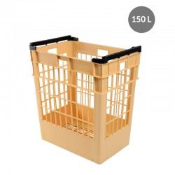 STG Bread containers & pastry crates