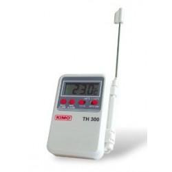 Termómetro con Alarma